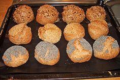Dinkelbrötchen, einfach und super lecker 1