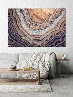 Mineral Photography - (Print #014) Choose CANVAS or PRINT