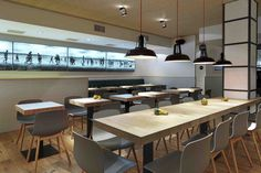 #Restaurante #LaMaruca en #Madrid diseñado por el estudio de arquitectura #Zooco