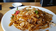 sapporo teppanyaki manchester beef yaki soba noodles hollygoeslightly  http://hollygoeslightly.co.uk/food/sapporo-teppanyaki-manchester  #sushi #foodie #foodies #eatingout #manchester #mcr #japanesefood #sushiroll #food #foodblogger #fdblogger #blogger #restaurant #lifestyle #noodles