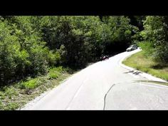 Route napoleon 3 Col des Leques to Barreme GS1200.mpg
