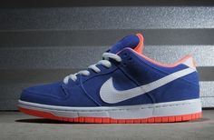 "Nike SB Dunk Low Pro ""Game Royal & Bright Mango"" - EU Kicks: Sneaker Magazine"