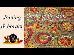 Circles of the Sun Overlay CAL Join & Border - YouTube