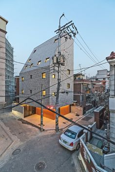 Sillim-dong Share House,© Hwang  Hyochel