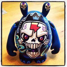 Custom Vinyl Art Toy