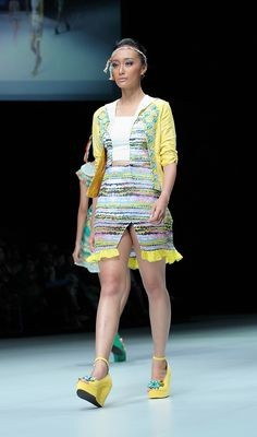 IFW 2013 # 222 Riska Jasmine – Teen Spirit Indonesia Fashion Week, Jasmine, Spirit, Teen, Style, Swag, Outfits