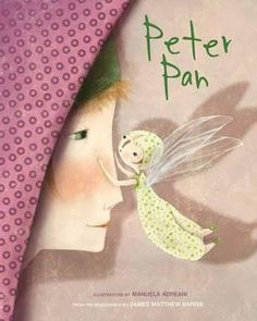 Butterflies in my tummy!: peter pan cover, coming up this fall - WSKids
