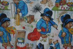 Items similar to Paddinton bear pillowcase, big. In good condition. on Etsy