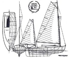 Design inquiry. A 20' LOD, blue water capable, traditional looking sailboat.