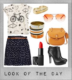 """look of the day"" by jyoti-shridhar on Polyvore"
