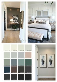 2018 Paint Color Trends and Forecasts.