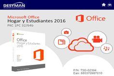 Desyman recomienda Microsoft Office