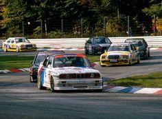 Vintage DTM BMW E30 M3