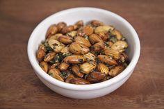 italian spiced almonds mpg