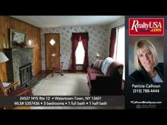 Homes for sale 24527 NYS Rte 12  Watertown-Town NY 13601  RealtyUSA