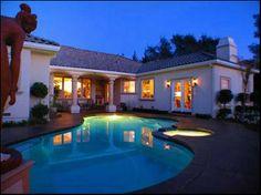 """La casa con la piscina de """"Ben"""""""