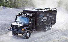 mercedes zetros camper   Mercedes Zetros 6x6 Luxus-Wohnmobil