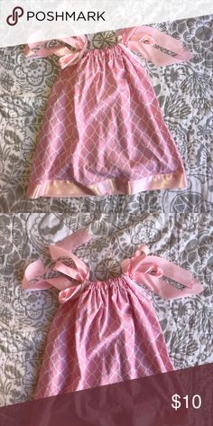 Baby pillowcase dress Excellent condition. Used maybe once or twice Dresses Casual