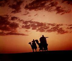 """Lawrence of Arabia"" (David Lean, 1962)"