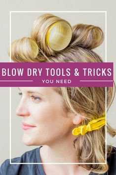 BLOW DRY TOOLS AND TIPS YOU NEED - Belle Meets World