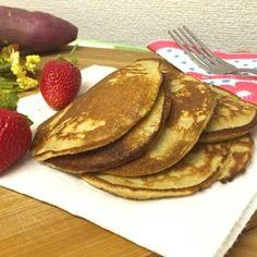 Végre itt az édesburgonyaszezon! Mutatunk 17 különleges receptet ebből a vitamindús csodazöldségből   Nosalty Pancakes, Breakfast, Food, Morning Coffee, Essen, Pancake, Meals, Yemek, Eten