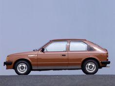 Opel Kadett Junior 3-door (D) '1981–84 ☺
