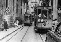 Tranvías en Valencia