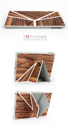 iPad 2 Case Smart Cover with Back Case by TopHome