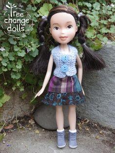 Tree Change Dolls® Doll 287 OOAK repainted by TreeChangeDolls