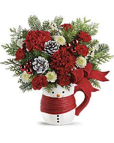 Thomas Kinkade Christmas Centerpiece 2020 Englewood Nj 15 Best Christmas images | flower delivery, christmas flower