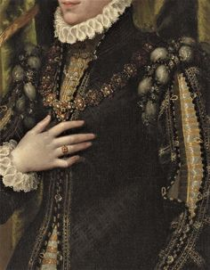 Portrait of A Lady- Attributed to Lavinia Fontana