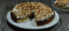 Gateau aux amandes French Kitchen, Pie, Sweet, Desserts, Food, Almonds, Home Made, Scandinavian, Sweet Treats