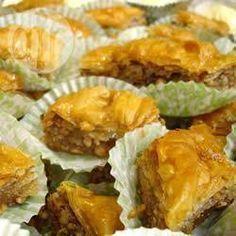 Einfaches Baklava, ramadan, arabisches dessert, nachtisch arabisch @ de.allrecipes.com