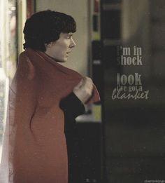 Oh, Sherlock...