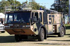 Army Fire Truck Australia ★。☆。JpM ENTERTAINMENT ☆。★。