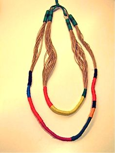 collar cuerda+algodon