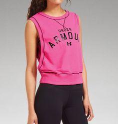 5303500edad52 Women s UA Pretty Gritty Word mark Vest