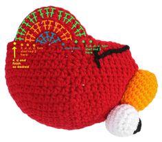 good ear flap tutorial - crochet pattern