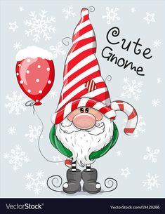 Gnome – – – You are in the right place about holiday crafts summer Here we offer you the most beautiful pictures about the holiday crafts girl scout you are looking for. When you examine the Gnome – – – part of the picture you … Christmas Rock, Christmas Gnome, Winter Christmas, Christmas Drawing, Christmas Paintings, Illustration Noel, Illustrations, Ideias Diy, Theme Noel