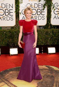 Julie Bowen | Fashion On The 2014 Golden Globes Red Carpet