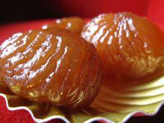 marron glacé: la ricetta per farli in casa non è di semplice esecuzione, tuttavia realizzarli sarà un'autentica soddisfazione