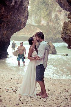 Engagement Photos by Maui Maka Photography Uluwatu, Bali, Indonesia Uluwatu Surf Villa Wedding