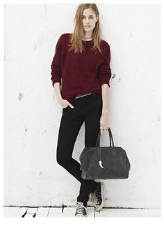 0e41e87418b5 The new  Pierre  bag by Balmain X Aurelie Bidermann. Diana Wang