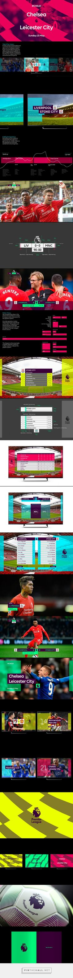 Premier League | DixonBaxi | Brand and Creative Agency - created via…