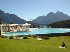 AFAR.com Highlight: The Best Patagonian Swimming Pool. Hotel Llao Llao-Bariloche