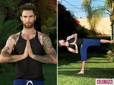 I would do yoga everyday forever if he were my instructor