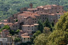 Sassetta Province of Livorno Tuscany Italy - Pinned by Mak Khalaf HDR of 5 shots. Travel CanonItalyLivornoSassettaTuscanyVillage by MarkEvers