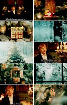 Rupert Grint - merry christmas!