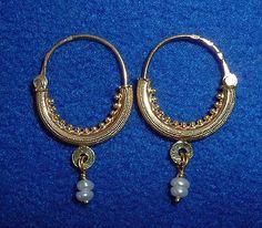 Konavle earrings. MUST HAVE.