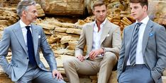 5 Key Men's Suit Styles For SS14